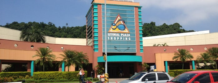 Litoral Plaza Shopping is one of Shoppings SP.