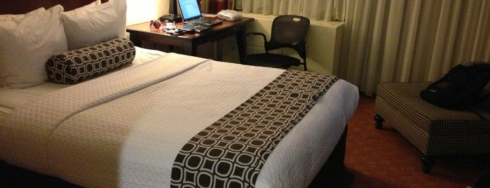 Crowne Plaza Harrisburg-Hershey is one of Southern Jets Innanashional Layover Hotels.