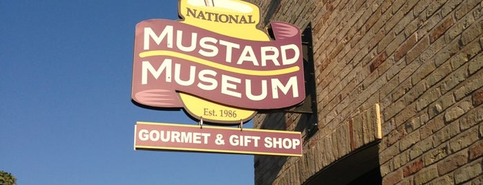 National Mustard Museum is one of To do sooner.