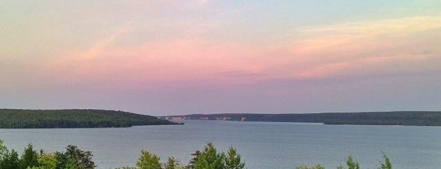 Holiday Inn Express Munising-Lakeview is one of Hotels.