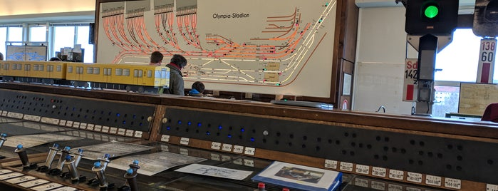 U-Bahn-Museum is one of Aktivitäten.