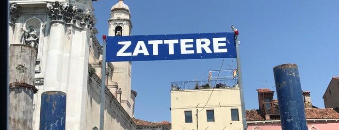 Zattere is one of Venezia.