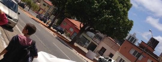 Avenida Marechal Deodoro da Fonseca is one of Gespeicherte Orte von Juh.