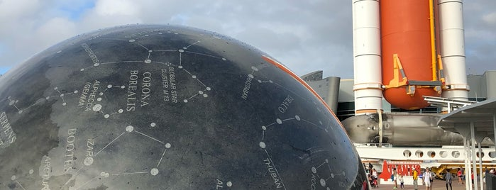 Giant Space Marble is one of Kennedy Space Center.