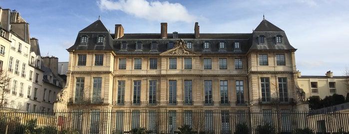 Musée Picasso is one of Fleur's Paris.