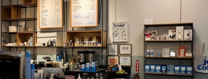Joe Coffee is one of Café's.