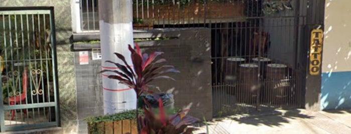 Espaço 13 is one of São Paulo.