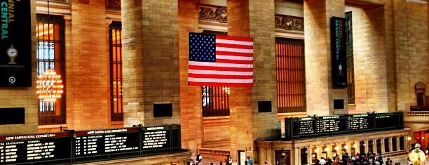 Grand Central Terminal is one of NY Trip.