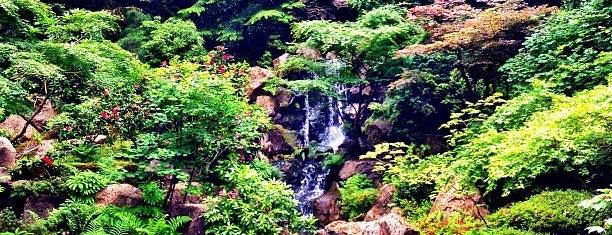 Portland Japanese Garden is one of Portland/Oregon.