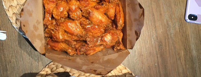 Atomic Wings is one of #ny.
