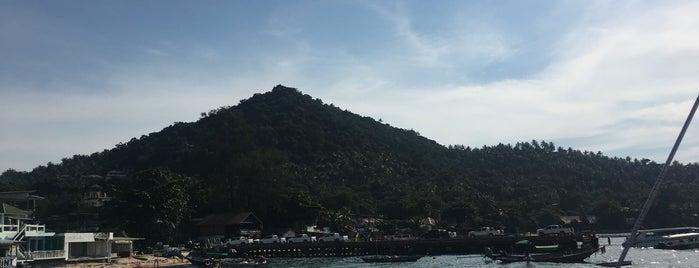 Koh Tao is one of Vivre : понравившиеся места.