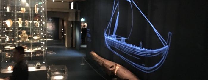 Bryggen Museum is one of Берген.