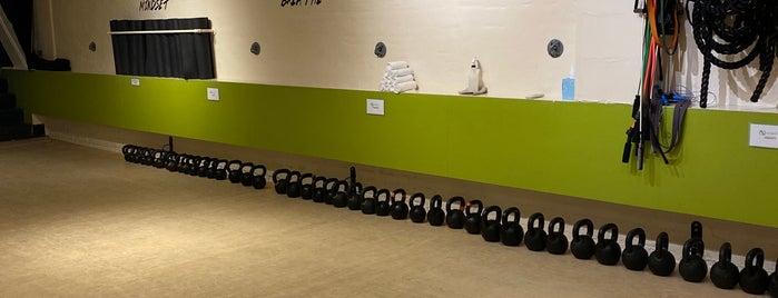 Nimble Fitness is one of Locais curtidos por Cheapeats.