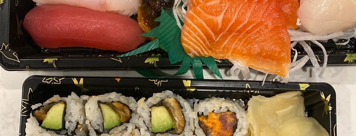 Roy's Fish and Sushi Market is one of NYC: To Try.