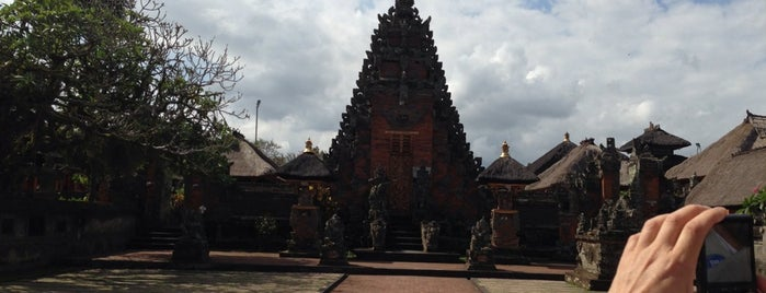 Batuan Temple is one of Bali.