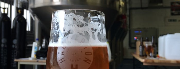 Hammerton Brewery is one of London's Best for Beer.