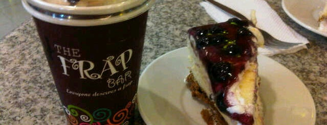 The Frap Bar is one of Foodspotting Tuguegarao.