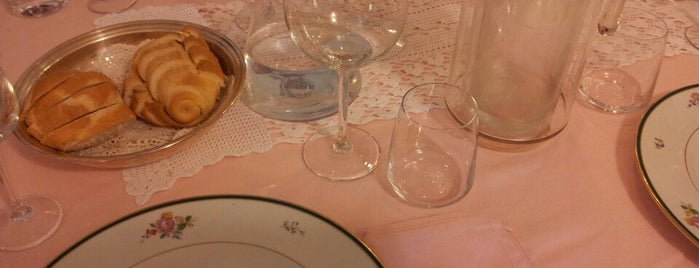 Giorgio E Flora is one of Restaurant.
