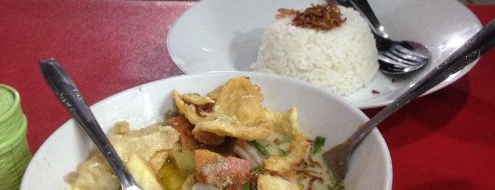 Sop Kaki Kambing Dudung Roxy Fatmawati is one of Lugares favoritos de Arie.