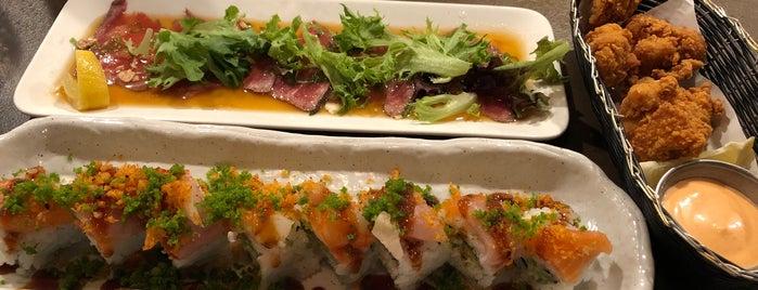 Ke Charcoal Grill & Sushi is one of Calgary.