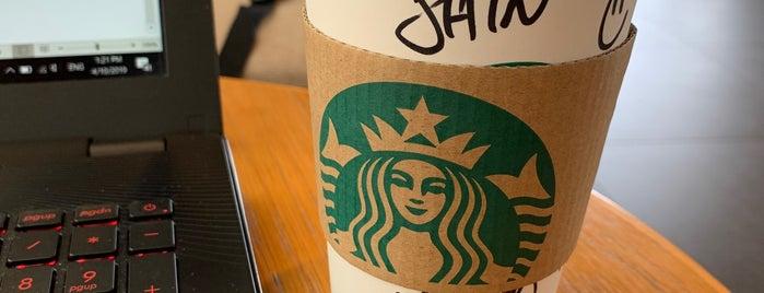 Starbucks is one of Posti che sono piaciuti a Rahmat.