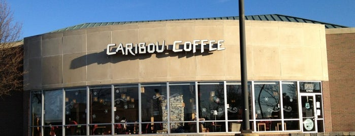 Caribou Coffee is one of Orte, die Dave gefallen.