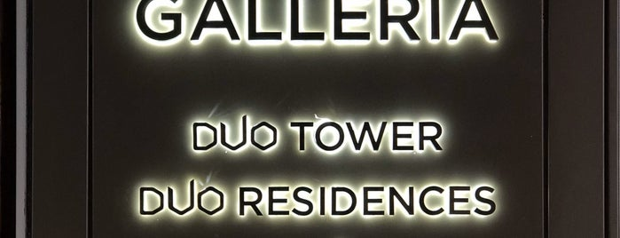 DUO Tower is one of Locais curtidos por Ian.