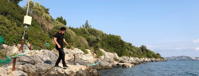Yesilyaka Beach is one of Posti che sono piaciuti a R. Gizem.