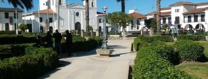Plaza de Armas is one of สถานที่ที่ Xavi ถูกใจ.