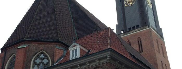Hauptkirche St. Jacobi is one of #myhints4Hamburg.