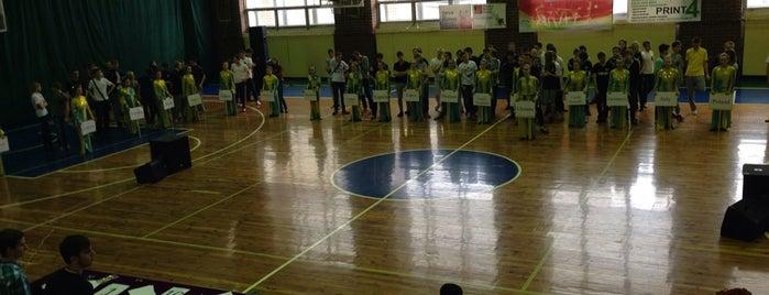 Інститут фізичного виховання та спорту НПУ ім. М.П. Драгоманова is one of Posti che sono piaciuti a Артем.