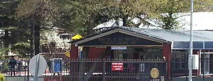 MEBS Okullar ve Eğitim Merkez Komutanlığı is one of Tempat yang Disukai Ali.