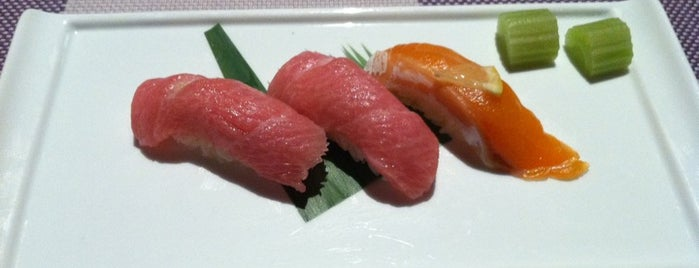 Sushi Taro is one of 2011 Fall Dining Guide.