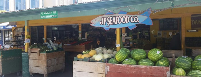 JP Seafood Co. is one of Alameda/Oakland.