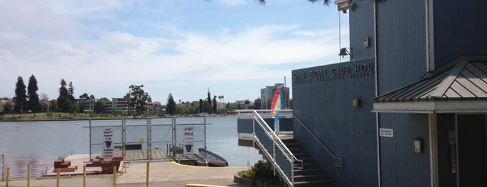 Lake Merritt Boating Center is one of East Bay Attractions.