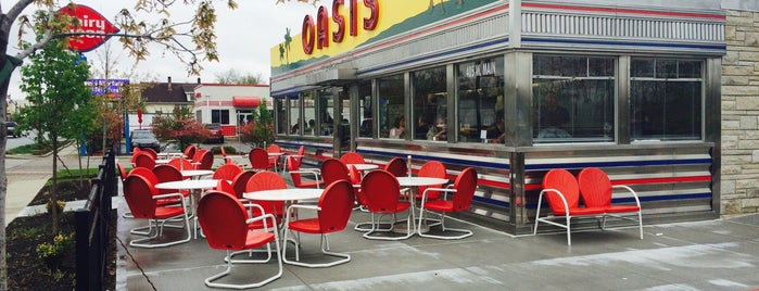 Oasis Diner is one of Foodie - Misc 1.