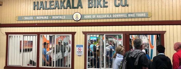 Haleakala Bike Company is one of Orte, die Jennifer gefallen.