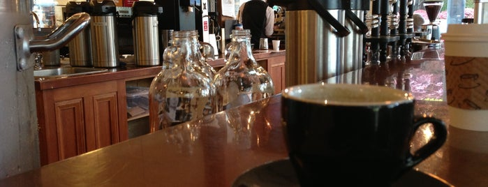 Case Study Coffee is one of PDX coffee.