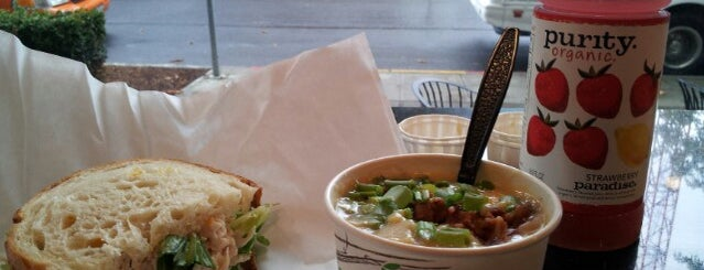 The Great Northwest Soup Company is one of Amazon Campus (SLU) Lunch Spots.