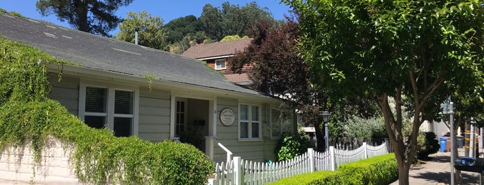 San Anselmo, CA is one of Marin County's Best.