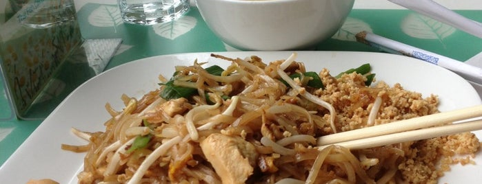 Taste of Thai House is one of Toronto To-Do.