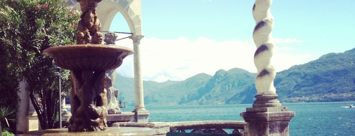 Villa Monastero is one of Lake Como To-Do!.