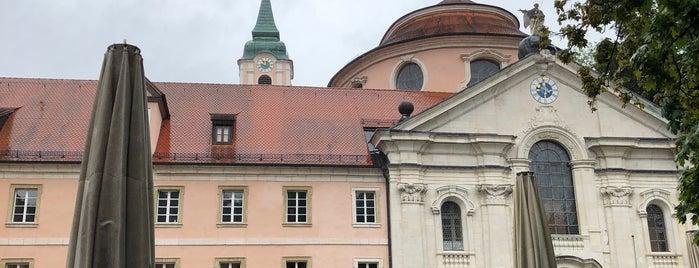 Klosterschenke Weltenburg is one of Orte, die Rob gefallen.