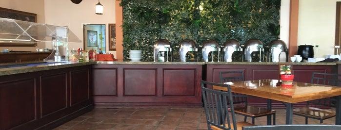 Terraza Café Britt OC is one of สถานที่ที่ Maria ถูกใจ.