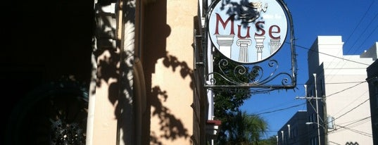 Muse is one of Charleston's Best American - 2013.