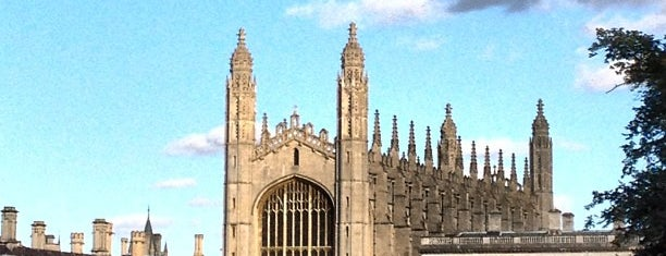 King's College Chapel is one of Anglican Churches/Cathedrals I've Visited.