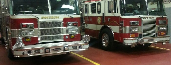 Frederick County, MD Fire/Rescue/EMS Companies