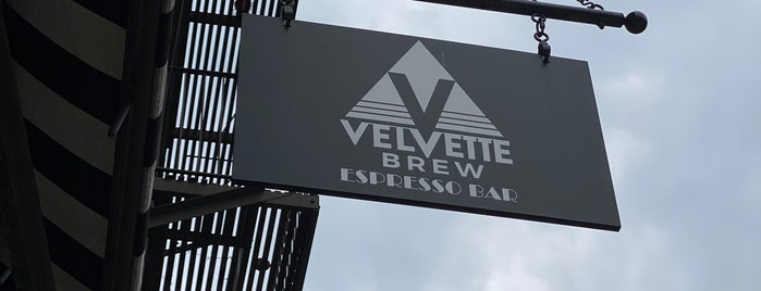 Velvette Brew is one of NY.