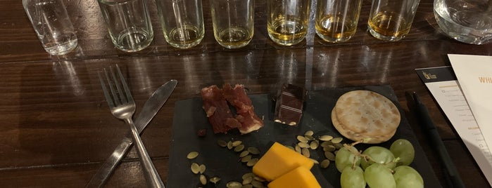 Le Grand Triage: Wine & Whiskey is one of NY's Whiskey Wildness.