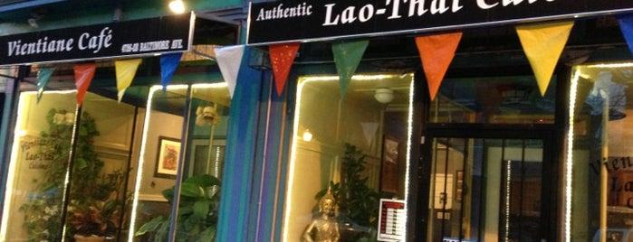 Vientiane Café is one of สถานที่ที่ Guha ถูกใจ.